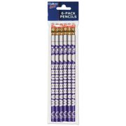 American Logo Products Winona State Warriors Pencils, 6-Pack