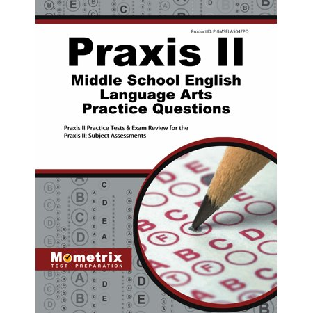 Praxis II Middle School English Language Arts Practice Questions : Praxis II Practice Tests & Exam Review for the Praxis II: Subject Assessments (Halloween Lesson Plans Middle School English)