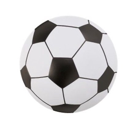 Soccer Pop Top Cake Topper - 1 Piece - National Cake - Soccer Cake Pops
