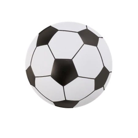 Soccer Pop Top Cake Topper - 1 Piece - National Cake Supply - Halloween Push Pop Cakes