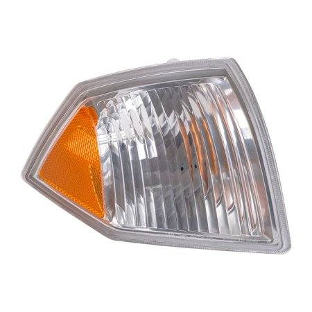 Replacement TYC 18-6047-01-1 Passenger Side Signal Light For 07-10 Jeep Compass (Bulb Jeep Compass)
