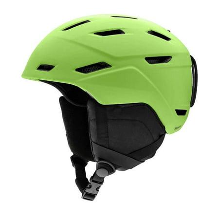 Smith Optics 2019 Mission Men's Snowboarding Helmets Matte Flash Small ()