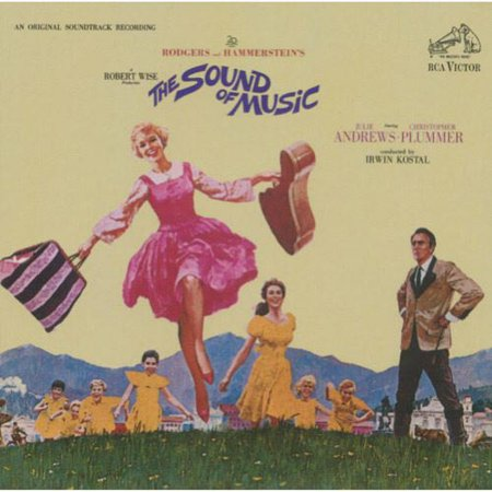 SOUND OF MUSIC [ORIGINAL MOTION PICTURE SOUNDTRACK] [40TH ANNIVERSARY SPECIAL EDITION] [REMASTER] - Halloween Soundtrack Music