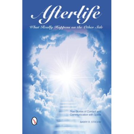 Afterlife: What Really Happens on the Other Side : True Stories of Contact and Communication with Spirits