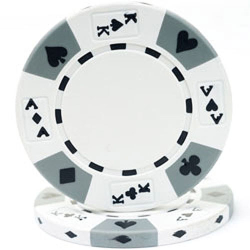 14-Gram Tri-Color Ace/King Clay Chips