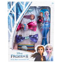 Disney Frozen 2 hair accessories 16-piece set