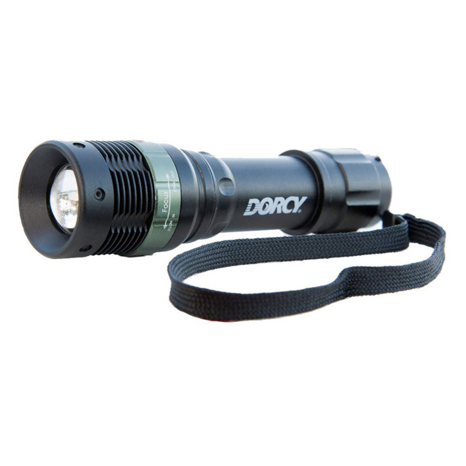 Dorcy 414280 130-Lumen Focusing Flashlight