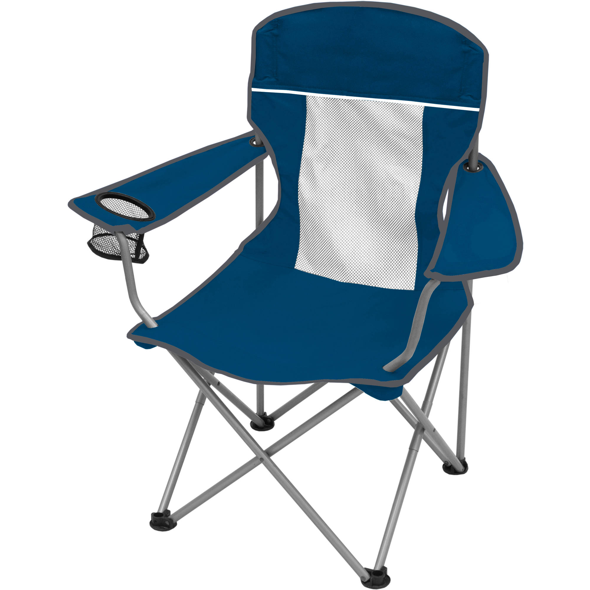 Ozark Trail Comfort Mesh Folding Camping Chair