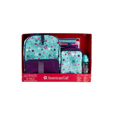 Product of American Girl 15-Piece Back to School Set - (Pack of ) - All Pens [Bulk Savings] (Bulk Pens)