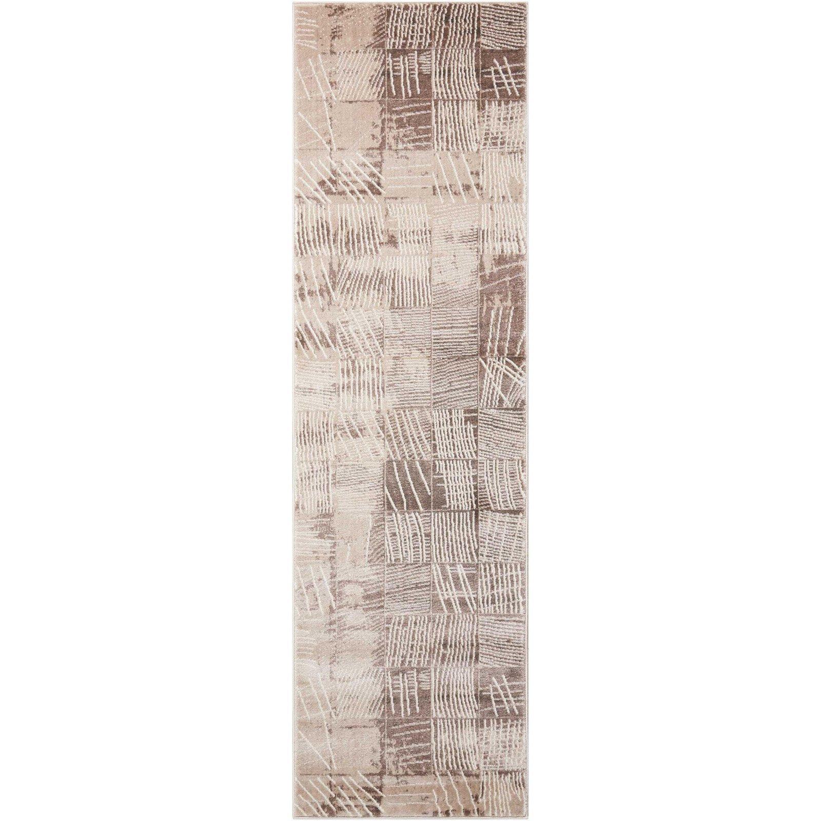 Nourison Soho Sophisticated/ Decorative Runner Rug