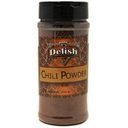 Dark Chili Powder by Its Delish, 9 oz Medium Jar