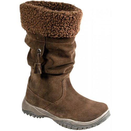 Baffin MIKU-W008 BR3 7 Katie Chocolate Boot Size 7