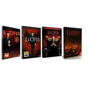 Lucifer Complete series seasons 1- 4 DVD