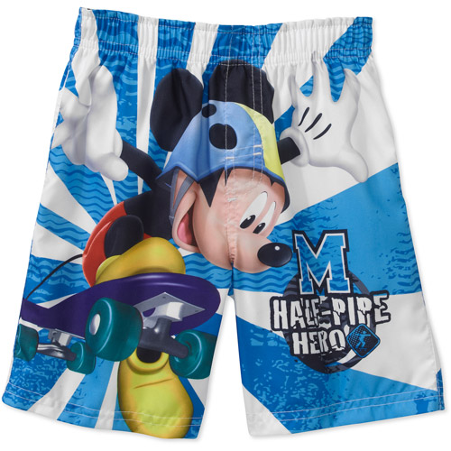 Mickey Mouse-dis Licensed It Boy Swimwear