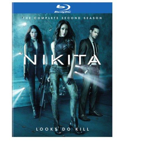 Nikita: The Complete Second Season (Blu-ray) (Widescreen)