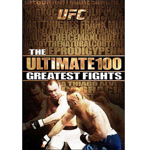 UFC: The Ultimate 100 Greatest Fights (Widescreen)