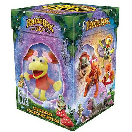 Fraggle Rock: 30th Anniversary Collection (Seasons 1 - 4 + Keychain + CDs + Graphic Novel) (Full Frame, ANNIVERSARY)