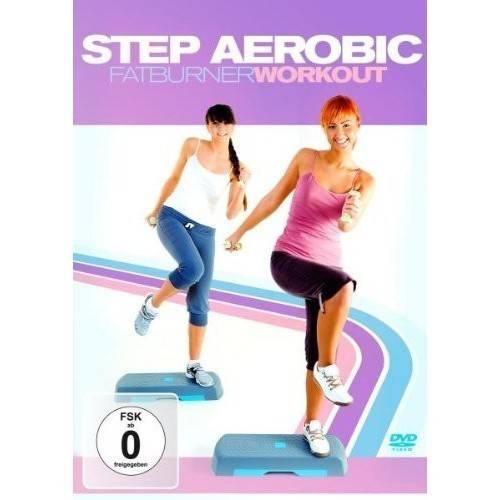 Step Aerobic Fatburner Workout (DVD) by ZYX