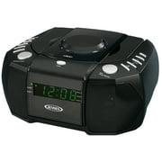 Best Cd Alarm Clocks - JENSEN JCR-310 Dual Alarm Clock AM/FM Stereo Radio Review