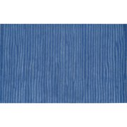 "The Rug Market Wavy Blue 5"" x 7.6"" Area Rug"