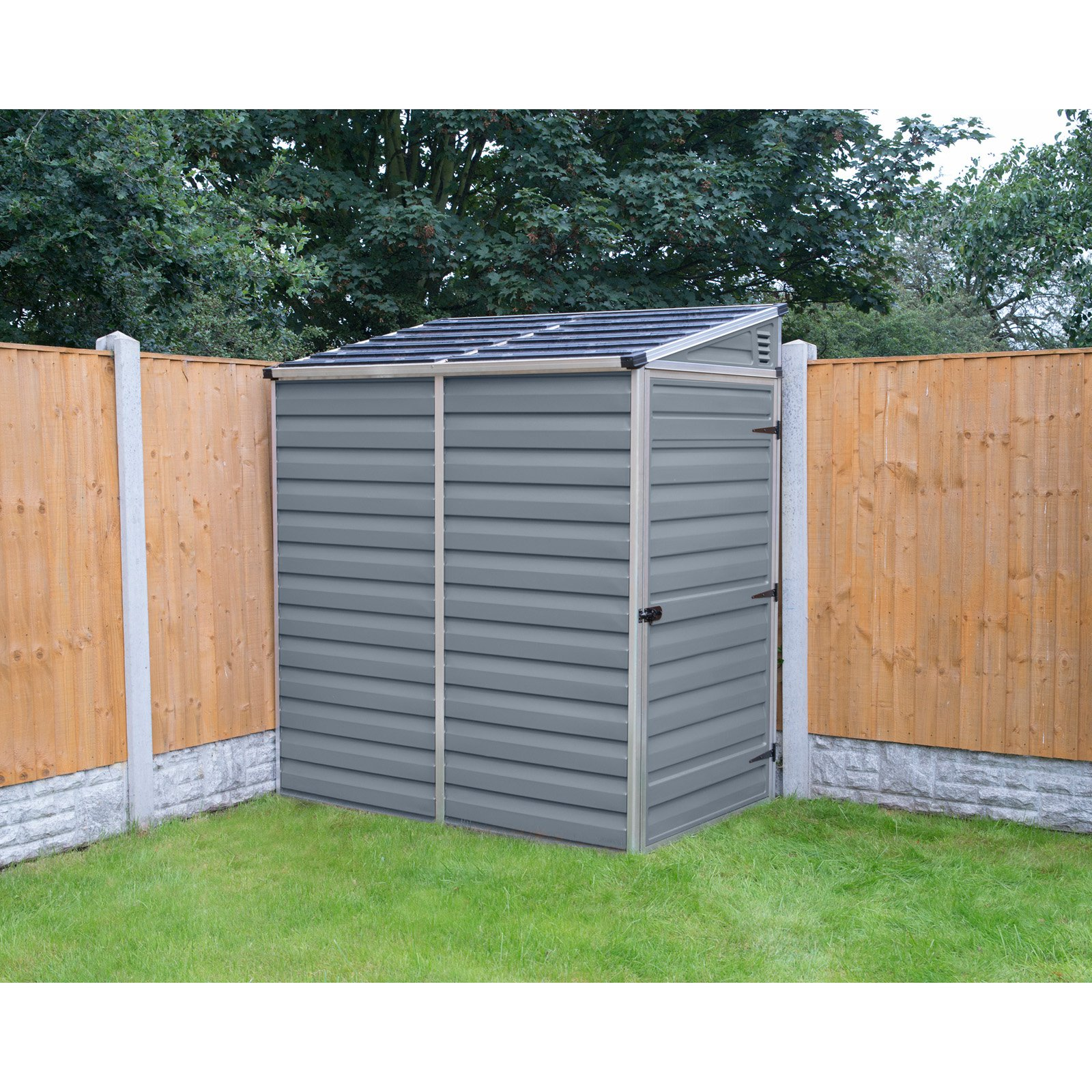 Delicieux Palram SkyLight Lean To Storage Shed   4 X 6 Ft.
