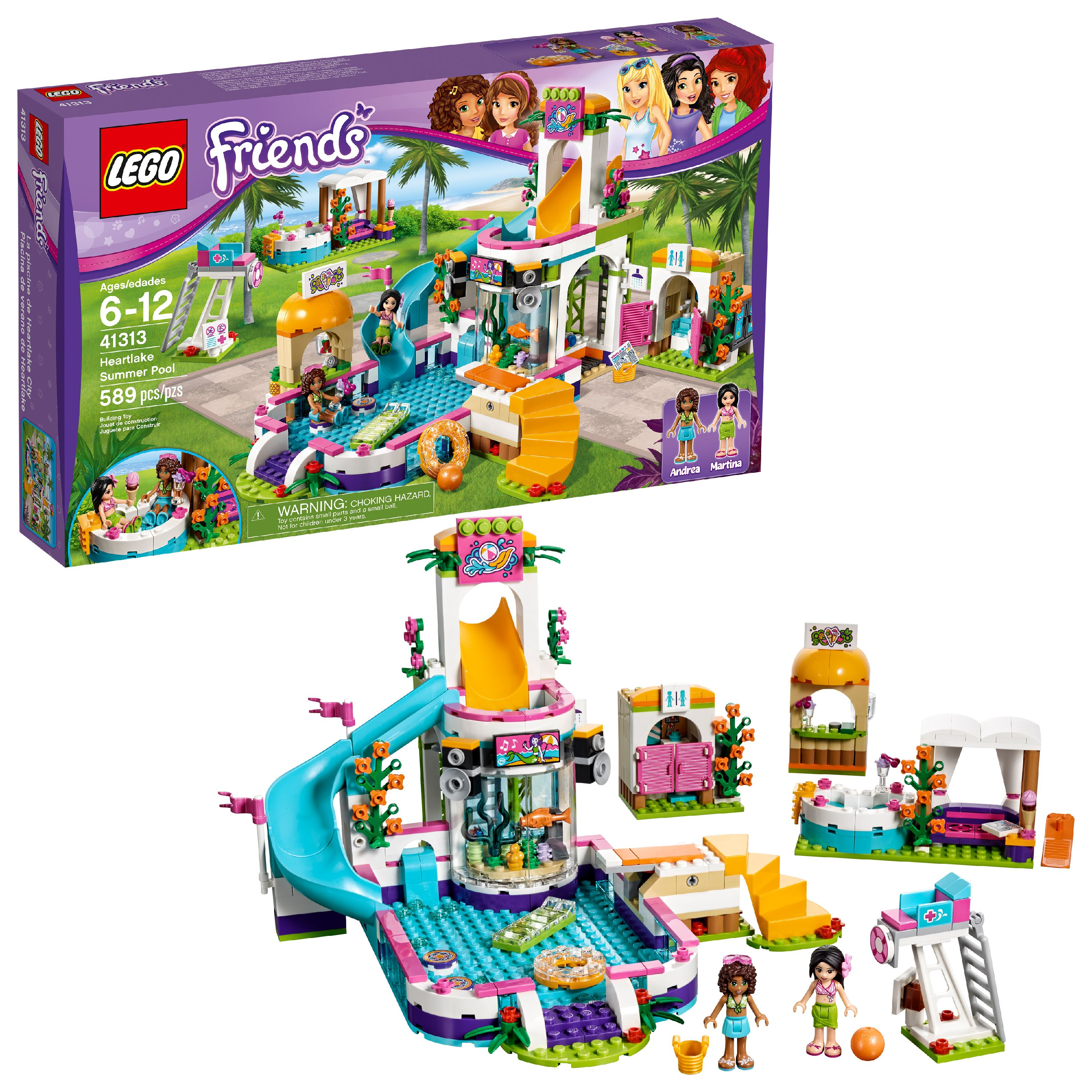 LEGO Friends Heartlake Summer.