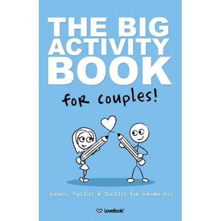 The Big Activity Book for Couples (Paperback)