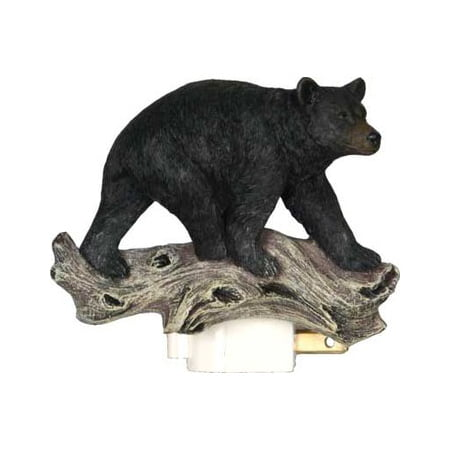 Rivers Edge Products 3d Bear Night Light