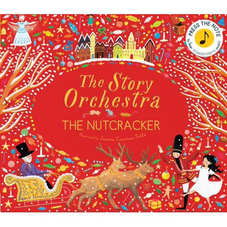 The Story Orchestra: The Nutcracker: Press the Note to Hear Tchaikovsky's Music - Scary Halloween Music Orchestra