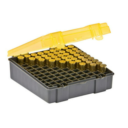 100ct Ammo Case 44-45 ACP Gry (Best 25 Acp Ammo)