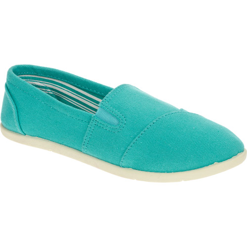 Women's Casual Canvas A-line Slip On