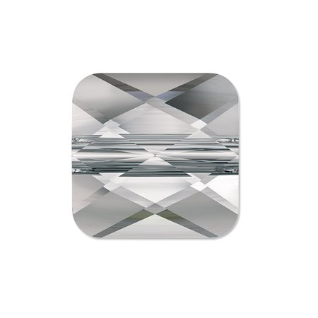 - Swarovski Mini Square Bead 5053 Crystal Bead 8mm Crystal (Package of 1)