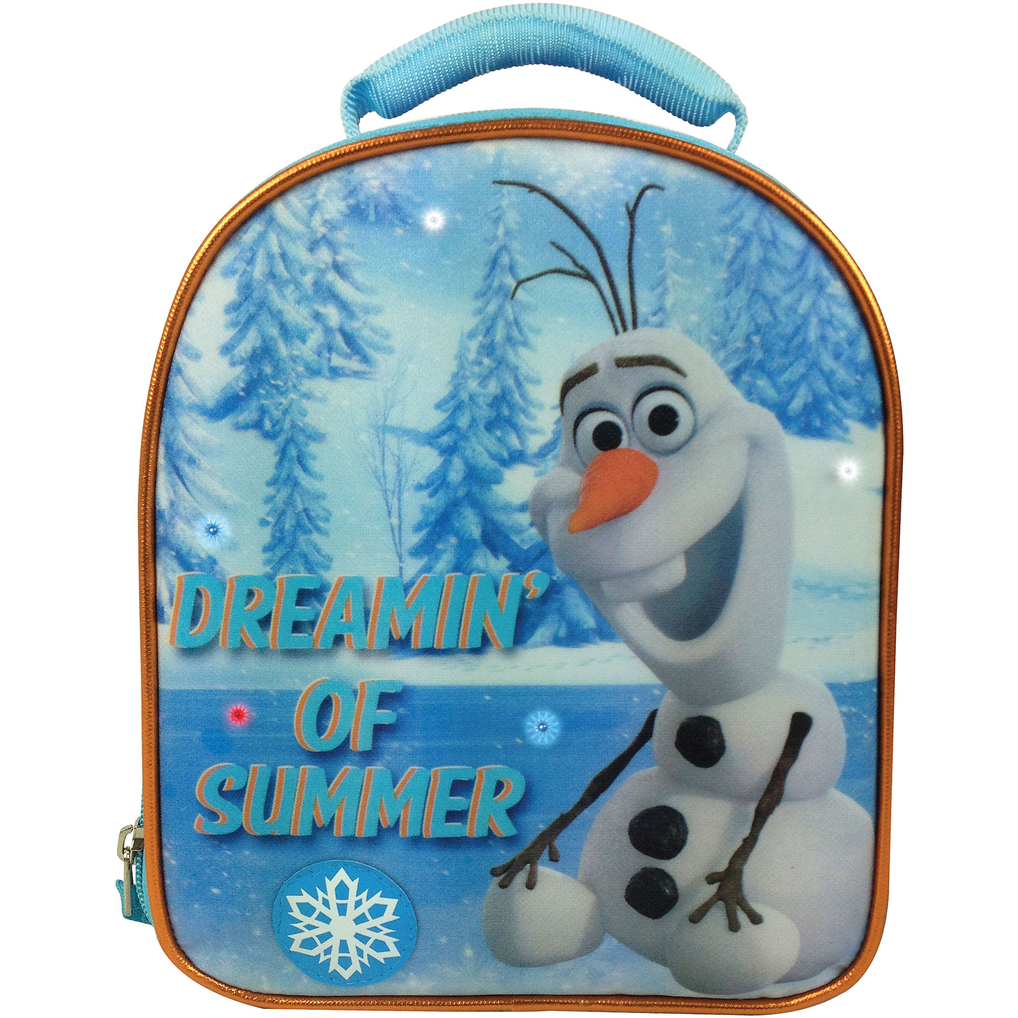 Disney Frozen Olaf Insulated Whopper Lunch Kit