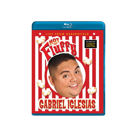 Gabriel Iglesias: Hot & Fluffy (Blu-ray)