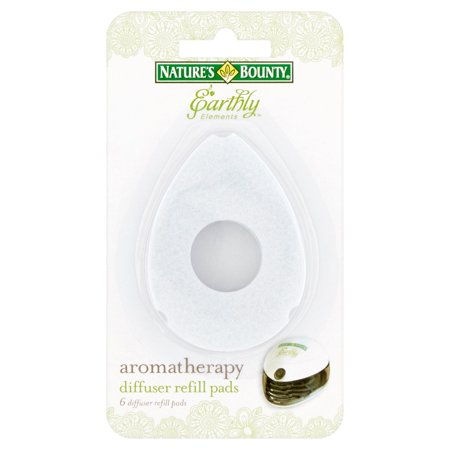 Nature S Bounty Earthly Elements Aromatherapy Diffuser Refill