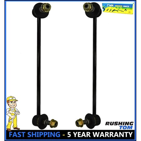 2 Front Stabilizer Sway Bar Link Chevy Equinox Pontiac Torrent Saturn Vue (Saturn Sway Bar Link)