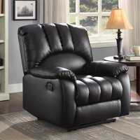 Deals on Mainstays Recliner with Pocketed Comfort Coils