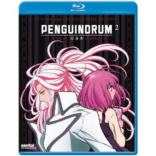 Penguin Drum: Collection 2 (Blu-ray) (Widescreen)