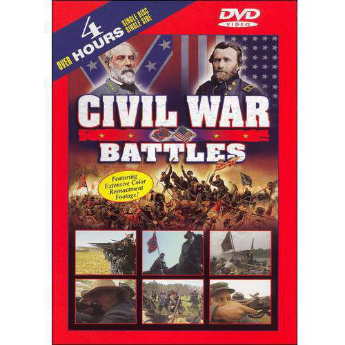 Civil War Battles by TIMELESS MEIDA GROUP
