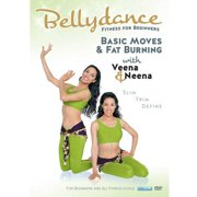 Bellydance Fitness For Beginners: Basic Moves & Fat Burning by BAYVIEW ENTERTAINMENT