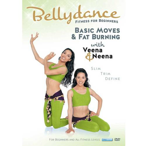 Bellydance Fitness For Beginners: Basic Moves & Fat Burning