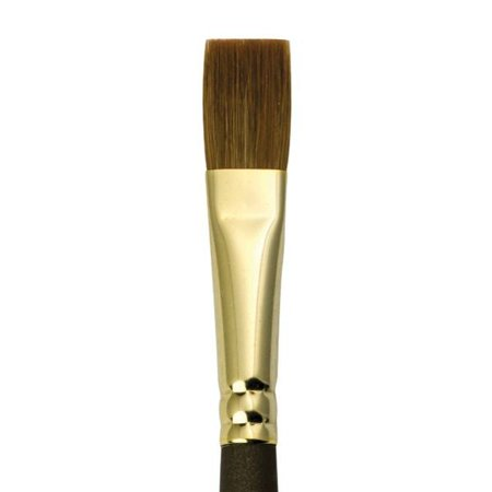 ROYAL BRUSH R5555ST34 SOFIA BEST SABLE/SYNTHETIC SHORT HANDLE STROKE