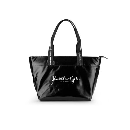 Kendall + Kylie for Walmart Large Black Tote
