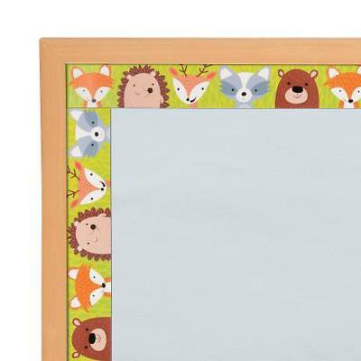 IN-13764518 Woodland Friends Bulletin Board Border Per Dozen 2PK