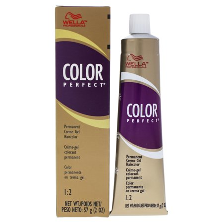 Color Perfect Permanent Creme Gel Haircolor - 6G Dark Golden