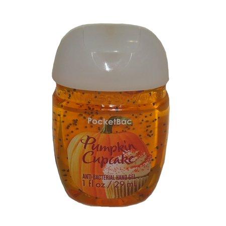 Bath & Body Works PocketBac Hand Sanitizer Gel Pumpkin Cupcake