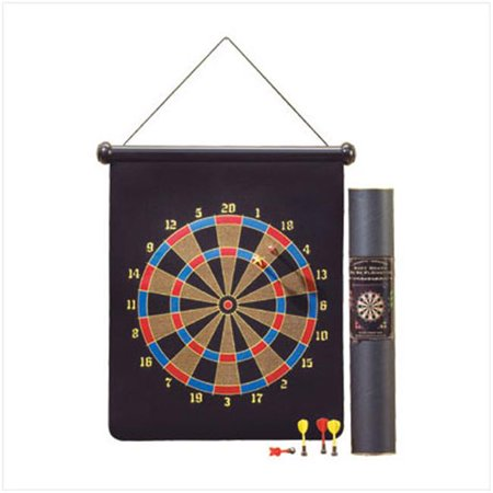 - C. Alan 36607 Magnetic Dart Board