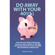 Best 401k Books - Do Away With Your 401(k) - eBook Review