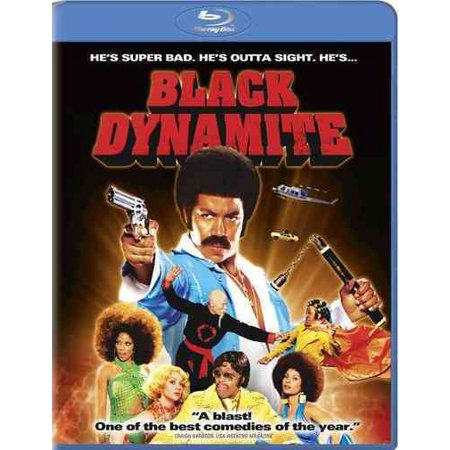 Black Dynamite (Blu-ray) - Old Black And White Halloween Movies