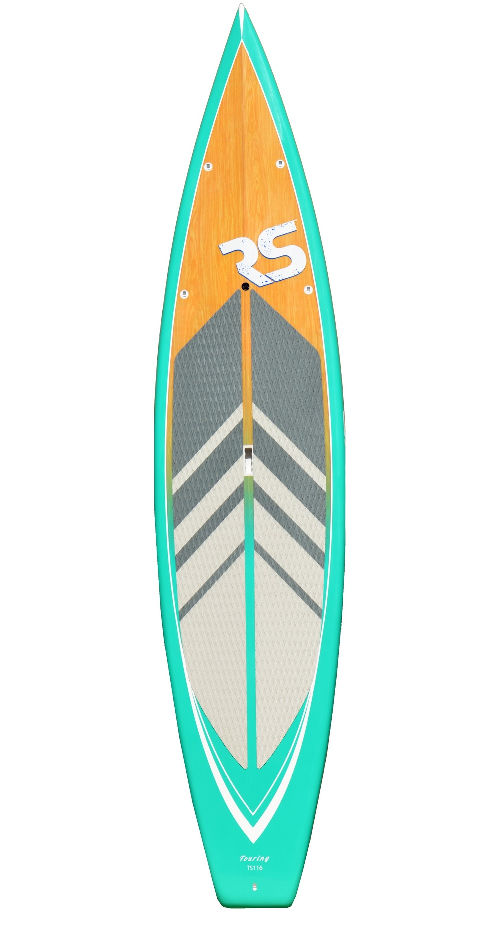 "Rave Sports 02700 Touring 11'6"" Fiberglass SeaBreeze Stand Up Paddle Board by Overstock"